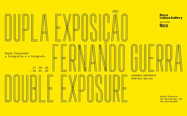 Exhibition of renowned architectural photographer Fernando Guerra